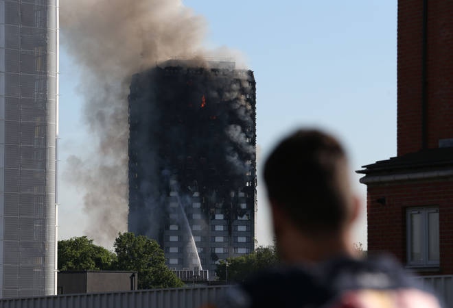 A council official has admitted failing to ask questions about the safety of Grenfell Tower cladding materials