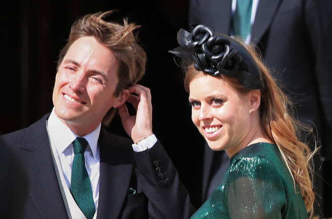 Princess Beatrice and her husband Edoardo Mapelli Mozzi are expecting a baby