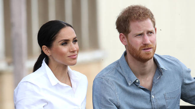 The Duke and Duchess of Sussex are celebrating their third wedding anniversary