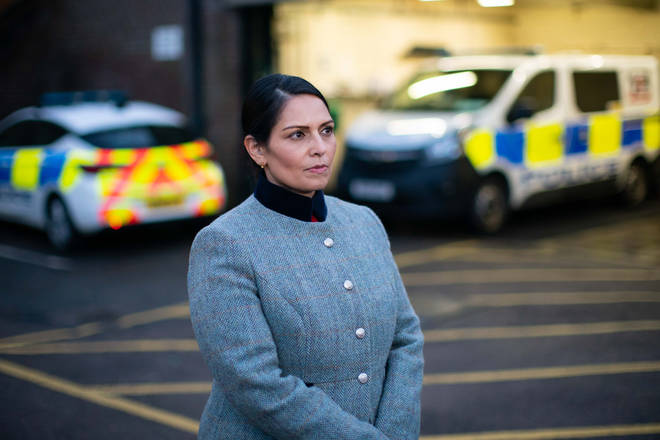 The family of Daniel Morgan have reacted with fury to Home Secretary Priti Patel's intervention.