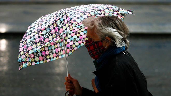 Strong winds and heavy rain are expected in the coming days.