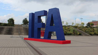 The IFA technology trade show