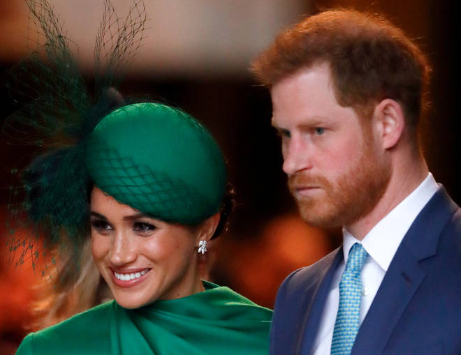 Harry and Meghan's foundation is going to build a community relief centre in India