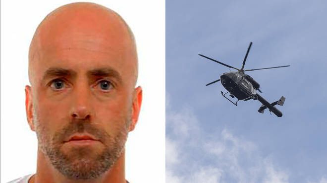 Belgian Federal Police released an undated photo of Jurgen Conings on Wednesday as the manhunt continued.