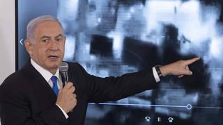 Israeli PM Benjamin Netanyahu has rejected US calls for a 'significant de-escalation' in its conflict with Gaza