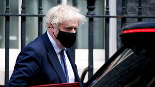 Boris Johnson has been told to be more open over levelling up funds.