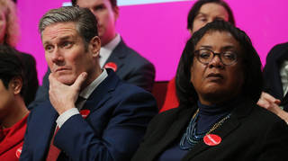 Diane Abbott said she thinks Sir Keir Starmer's leadership could end if Labour loses the by-election