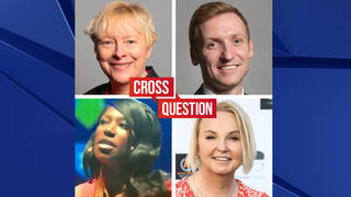 Watch Again: Cross Question with Iain Dale
