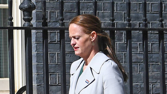 Jenny McGee resigned from the NHS, after criticising the way the government dealt with the pandemic
