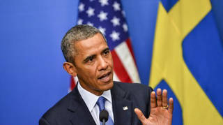 """Barack Obama has confirmed the existence of """"footage and records"""" of UFOs"""