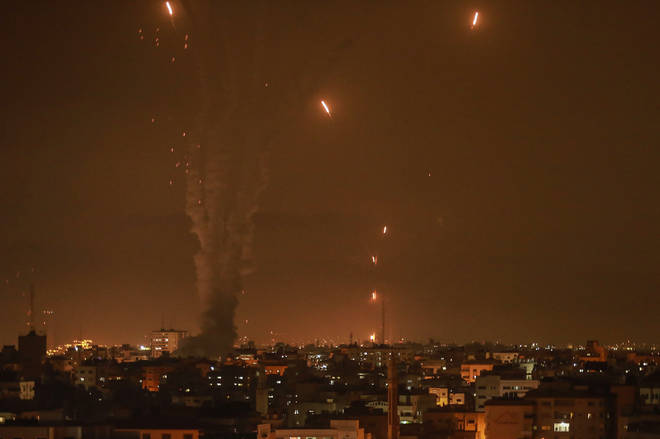 Israel's Iron Dome, used to intercept Hamas rockets, has been used to prevent deaths in the state