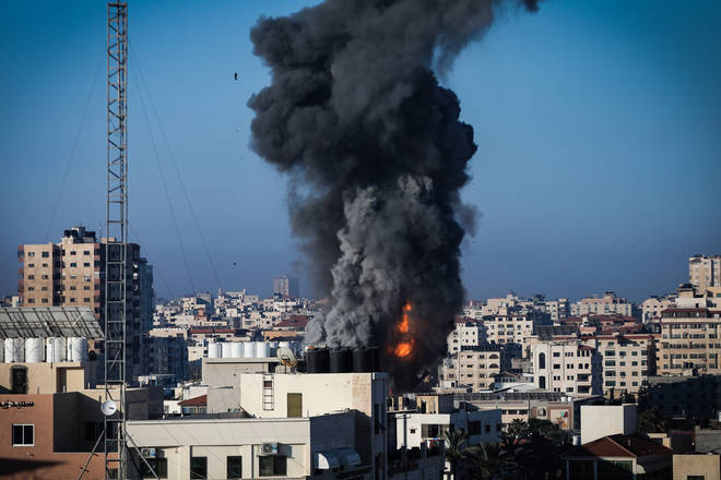 Israel has accepted a ceasefire with Hamas after 11 days of violence
