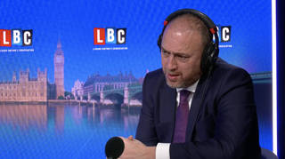 Husam Zomlot was speaking to Iain Dale on LBC this evening