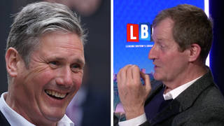 Idea of Keir Starmer as a great Remainer 'laughable' says Alastair Campbell