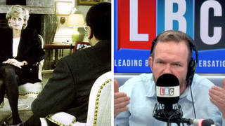 'Don't throw the baby out with the bathwater' over BBC, caller tells James O'Brien