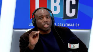 David Lammy attacks 'abominable' treatment of Windrush generation by state