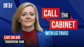 Call the Cabinet with Liz Truss | Watch live from 9am