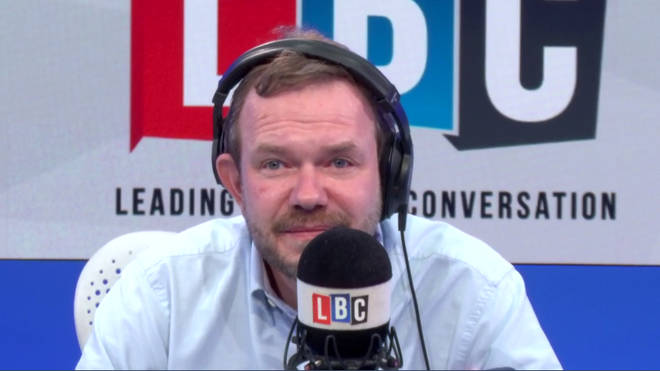 James O'Brien was in pieces after Ellie's emotional call