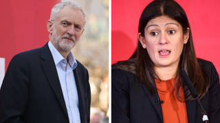 Lisa Nandy: Jeremy Corbyn shouldn't be a Labour MP until he apologises to Jewish community