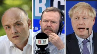 James O'Brien: 'Cummings or Johnson - who's telling the truth?'