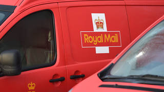 The fake messages ask people to pay a fee to retrieve a Royal Mail parcel