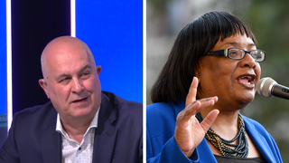 Iain Dale challenged the Labour MP