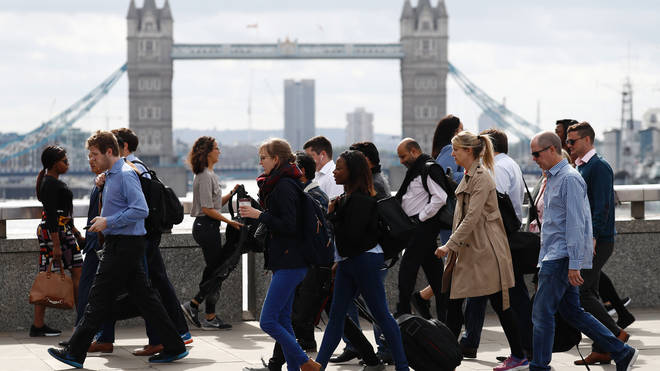 The number of commuters is expected to rise over the coming months