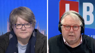 Nick Ferrari challenges minister after Covid guidance changes without announcement