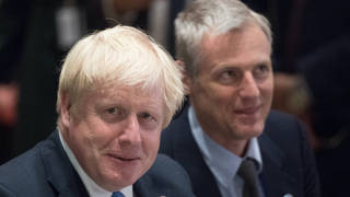 Boris Johnson and Zac Goldsmith were both singled out in the report