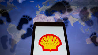 Shell has been ordered to reduce its carbon footprint in a landmark court ruling