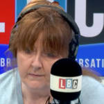 Covid: Emotional Shelagh Fogarty caller demands 'justice and the truth'