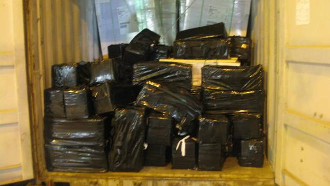 The National Crime Agency seized cocaine and heroin during the week of action