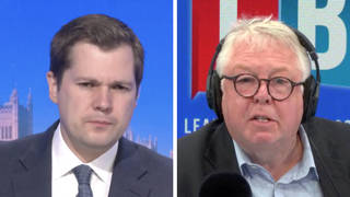 Cummings allegations: Nick Ferrari questions minister over fate of Matt Hancock