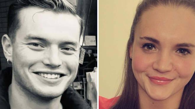 London Bridge terror attack victims Jack Merritt and Saskia Jones
