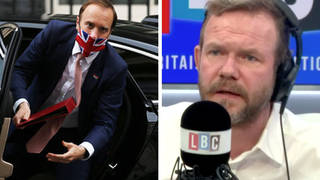 James O'Brien's message to 'cultists' who avoid questioning of Matt Hancock conduct
