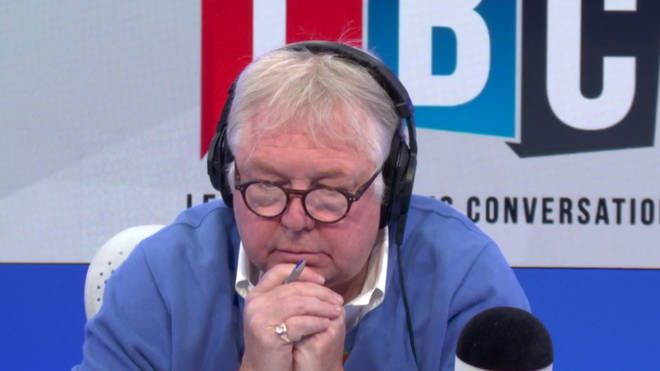 Nick Ferrari's interview with Ms Spink really got listeners talking