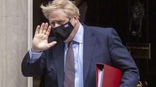 Boris Johnson did not break the ministerial code, a report found