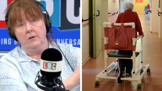 'Nobody could visit my mother in the nursing home. She died a very lonely woman'
