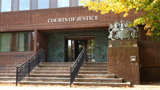 Burgess appeared in Portsmouth Crown Court where he was found guilty
