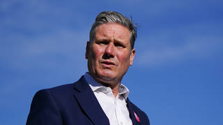 """Sir Keir Starmer accused ministers of being """"too busy covering their own backs"""" instead of managing the pandemic"""