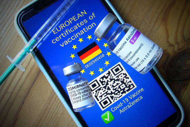 The EU Digital Covid Certificate is at the heart of plans to reopen travel within Europe without the need for quarantine or tests.