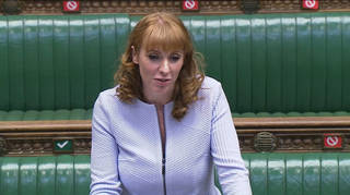 Labour Deputy Leader Angela Rayner has queried why Matt Hancock was not asked to resign