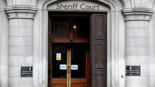 The men were fined at Aberdeen Sheriff Court