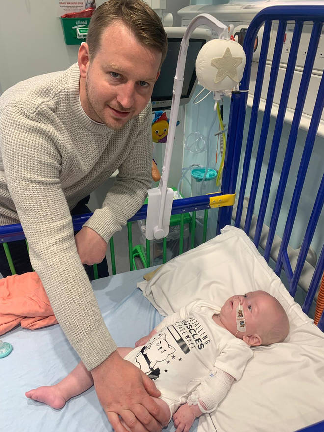 Studies found that a single treatment with Zolgensma has helped babies with SMA to sit, crawl and walk, and also prevented them from having to be put on a ventilator