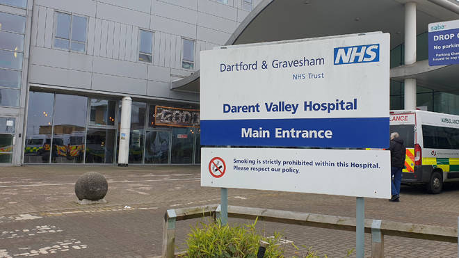 Staff at the hospital have been told they have to pay £10 per day to park