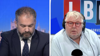 Business minister's LBC interview branded 'car crash' by listeners