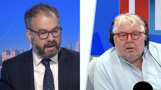 Paul Scully spoke to Nick Ferrari on LBC this morning