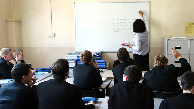 A £15bn rescue package could be put into education