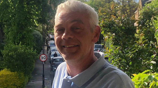 Tony Eastlake was knifed to death in a broad daylight attack on Saturday