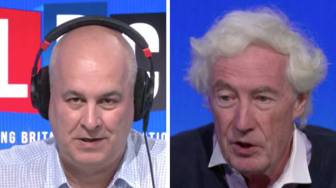 Lord Sumption told LBC there is no justification for delaying the 21 June lockdown end date
